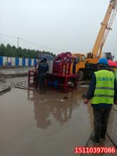 甘肅天水橋梁樁基泥漿處理機圖片