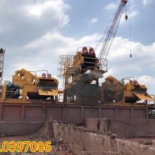 阜陽建材沙加工污泥處理設備圖片