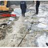 宁夏固原管道岩石开挖岩石破裂机