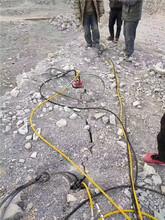 公路修建不用破碎錘破石機安徽馬鞍山圖片