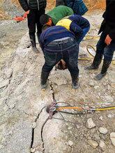碎石场钩机产量太低破裂器安徽阜阳