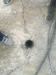 吉林延边竖井开挖石头劈裂机图片4