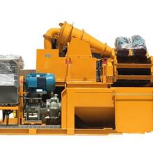 線穿黃工程泥漿處理系統吉林松原圖片