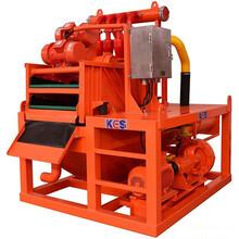 甘肅臨夏攪拌站泥漿處理機器使用簡單圖片