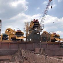 新型泥漿污泥脫水處理設備河南濮陽圖片