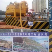 遼寧盤錦打樁樁基泥水分離器脫水機圖片