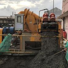 江西抚州打桩泥浆脱水分离机图片