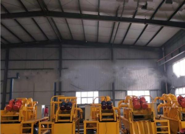 新疆克拉瑪依盾構泥漿脫水設備