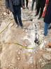 海南临高挖改式开石器劈裂器