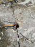贵州安顺矿山开挖坚硬岩石开采顶石机