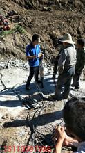 广西贺州有没有代替开采岩石的机械图片