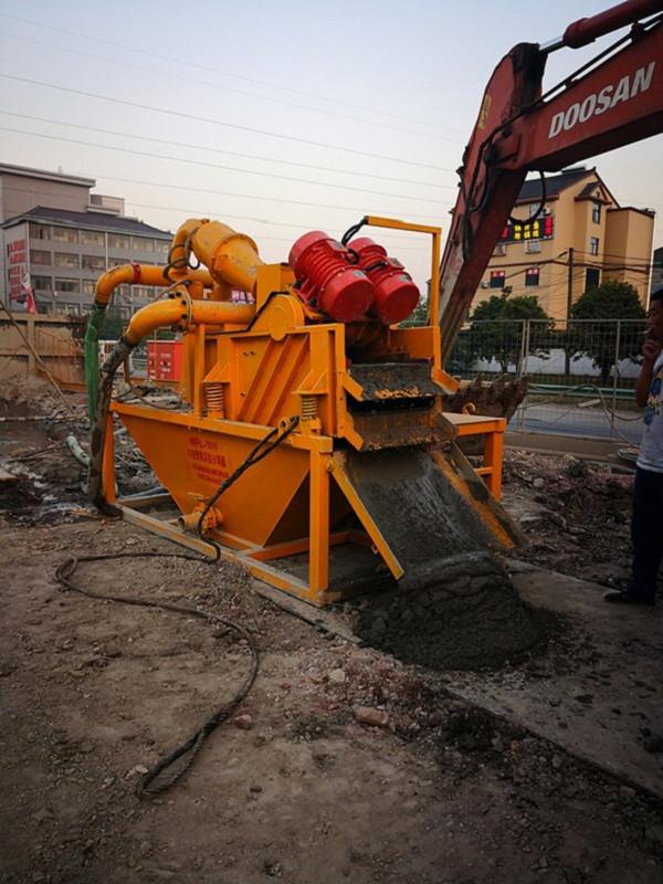 广东云浮污泥脱水机