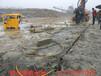 高速公路石材劈裂机劈石器安徽淮南