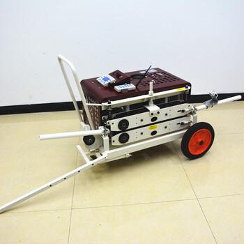 長雲科技光纜牽引機-相當於5個人工