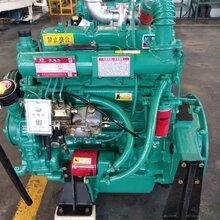 供应内燃机发电类柴油机R4105ZD潍坊柴油机配套发电机组备用电源用图片