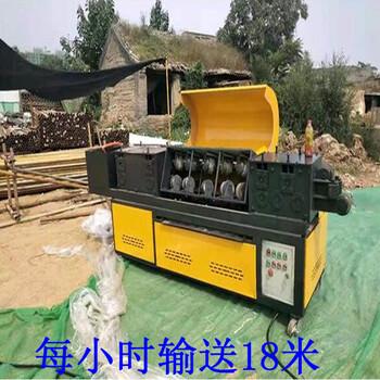 北京滨州脚手架钢管除锈刷漆一体机邢台虎旺机械