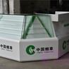 中国烟草展示柜台新款木质烤漆定制款便利店超市烟柜钢化玻璃柜子