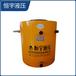 后法兰液压油缸恒宇液压供应长行程非标液压缸、双作用液压油缸