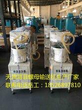 天津海菲自动螺栓螺母输送机定制非标螺母输送机防反不错送图片