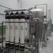 贵港矿泉水厂前端制取纯净水设备华兰达直销10T/H超滤纯水设备