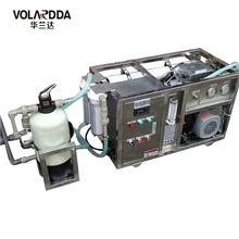 華蘭達直銷防城港東興市出口越南海水淡化設備全自動在線監測除鹽裝置圖片