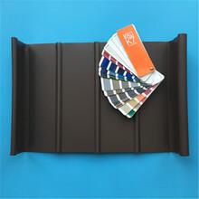 杭州時宇鋁鎂錳直立鎖邊屋面板65系列圖片