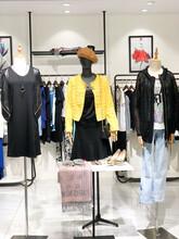 武漢品牌女裝折扣批發專柜正品女裝清倉貨源圖片