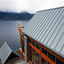 钢结构配件铝镁锰板,金属屋面配件,金属屋面材料彩钢图片