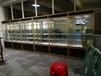 厂家批发精品展柜晋江展示架样品室展示柜陈列柜玻璃展柜非标尺寸定做