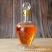雙層玻璃酒瓶定制工藝酒瓶內置彩龍造型酒瓶壇子玻璃瓶吹制玻璃制品