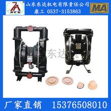 BQG250礦用氣動隔膜泵生產廠家氣動隔膜泵功能特點