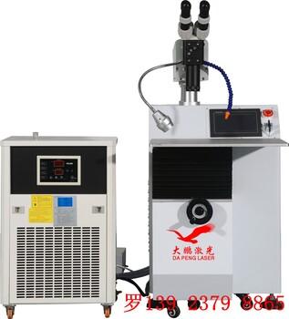 大鹏激光M6氧化铝打黑激光镭雕机20瓦30瓦mopa激光刻字打标机免费打样代加工