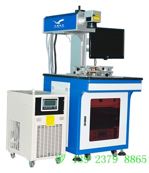 PCB板水晶玻璃适配器紫外/绿光激光打标机/内雕/雕刻/镭射/打码机