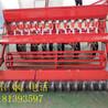 四轮拖拉机带小麦播种机大型9-18行小麦精播机农用机械种麦子