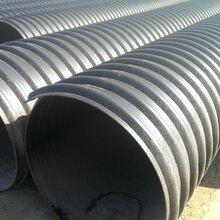 HDPE钢带增强螺旋波纹管连接方法图片