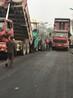 淄博恒基沥青路面修补后应防止鼓包