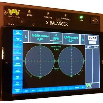 瑞典VMI进口XBalancer无线蓝牙动平衡仪