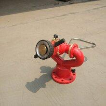 供应PS30/PS40/PS50型手动消防炮消防水泡图片
