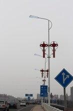中山古镇豪正灯具厂新款模组路灯灯具散热器可拆市政道路高速路广场照明灯具6米8米10米