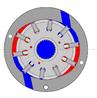 彈簧柱銷式伺服葉片泵