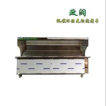 上海木炭无烟烧烤车油烟净化器木炭烧烤炉原装现货图片
