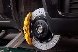 宝马X6改装升级BREMBOGT前六后四刹车卡钳鲍鱼分泵套件