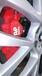 宝马750改装升级英国AP8520大六活塞刹车卡钳套装分泵鲍鱼