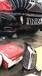 奥迪R8改装原装替换盘升级英国ECFRONT鱼鳞刹车碟