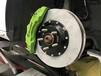 奥迪A4L改装刹车制动性能提升BREMBO卡宴款18Z大六活塞卡钳套装