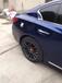 英菲尼迪Q50改装刹车制动性能升级英国原装进口AP9040大六活塞