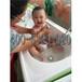 医用标准婴儿洗澡盆金色太阳性价比高