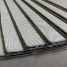 鋁基板覆銅板緩沖墊,覆銅箔層壓板硅膠緩沖墊圖片