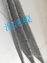 潮州泡沫鎳網海綿鎳網電池電極電解集流體圖片
