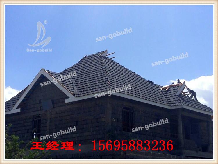 广东汕头屋面金属瓦厂家可靠价格便宜